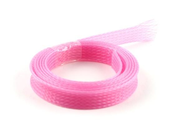 Wire Mesh-Schutz-Rosa 10mm (1m)