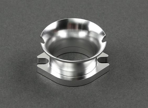 Universal-Ansaugtrichter für 100cc ~ 120cc Größe Gasmotoren (Silber)