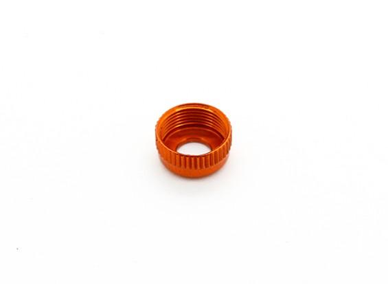 XRAY X12 1 / 12. Pancar '15 - Alu. Lower Shock Body Cap - Orange