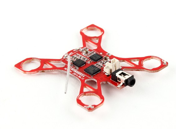 WLToys V272 Quadcopter - Frame w / Integrated Flight Control & ESC