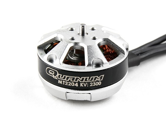 Quanum MT-Serie 2204 2300KV Brushless Motor Acromodelle von DYS Built