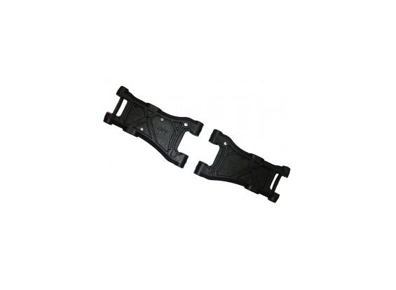 Graphit-Verbund Rear Suspension Arm - 3Racing SAKURA FF 2014