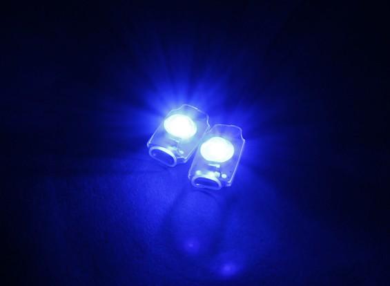 Turnigy Super Bright 2 x blau Add On LED-Licht-Satz