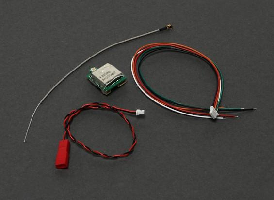 AltitudeRC 5,8GHz 25mW Nano FPV Transmitter - Fatshark Kompatibel