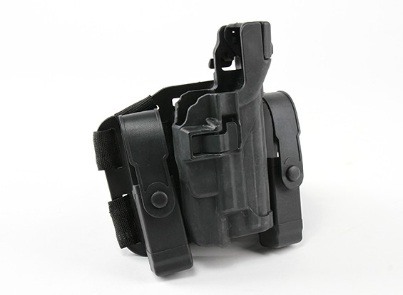 Emerson BH Stil LEVEL 3 Waffen Licht Holster Set (P226, Schwarz)