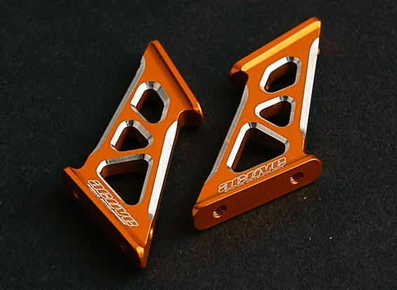 Aktiv Hobby Aluminium Flügel Ständer Typ-B (Gold)