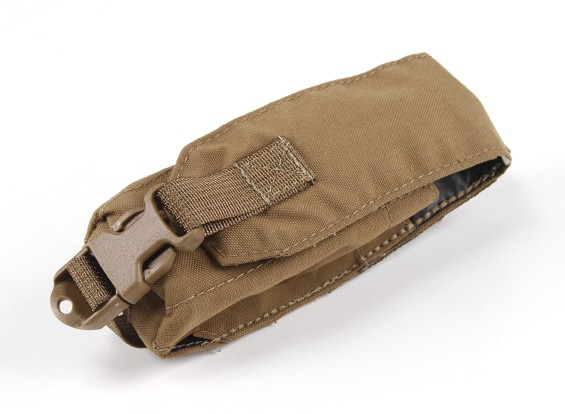 Grey Ghost Gang NFDD Blend Pouch (Coyote Brown)