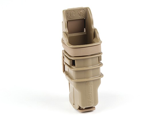 ITW FASTMAG Pistol / Gürtel & Double Stack (Coyote Brown)