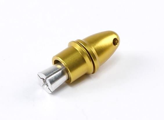 Propeller Adapter (Collet Typ) Gelb 3mm