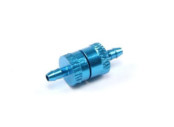 In-line Aluminium Luftanschluss D8.5 × 1.3 (2pc)