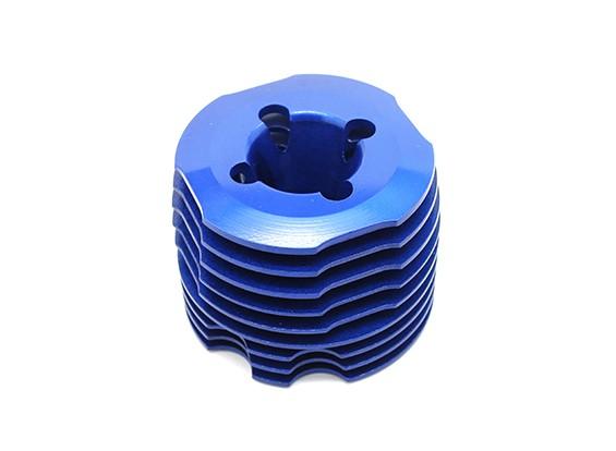 Motor-Kühlkörper - Basher Sabertooth 1/8 Skala Truggy Nitro