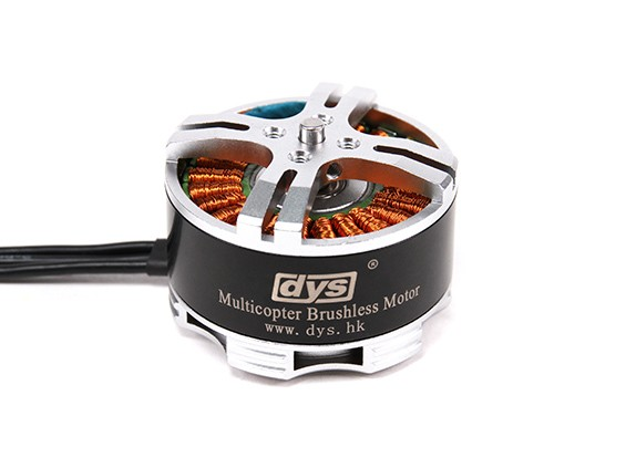 DYS Series BE 4114-400KV Brushless Outrunner für Multirotors