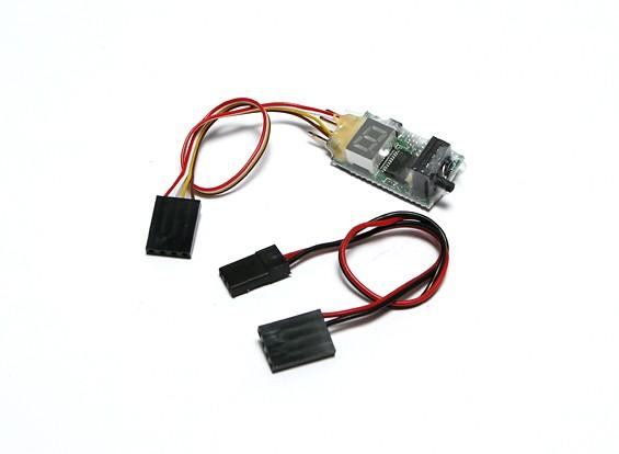 Altitude Microsensor (Standalone oder E-Logger) V4
