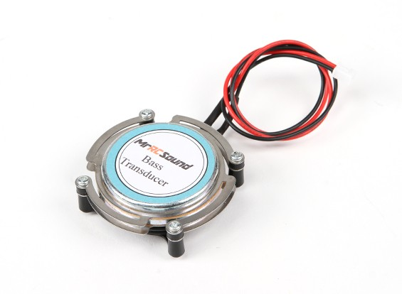 MRRC Ton Bass Transducer