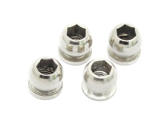 BT-4 Shock Kugel Chrom (4 Stück) T01051