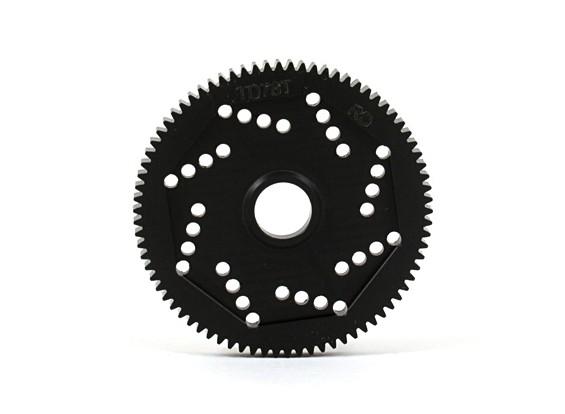 Revolutions-Entwurf 48DPX 78T R2 Präzisions-Stirnradgetriebe für Hex Typ Slipper Pad