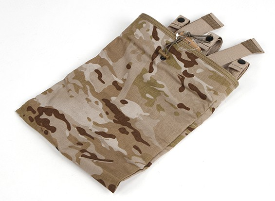 SWAT Cordura Drop Magazintasche (MultiCam Arid)