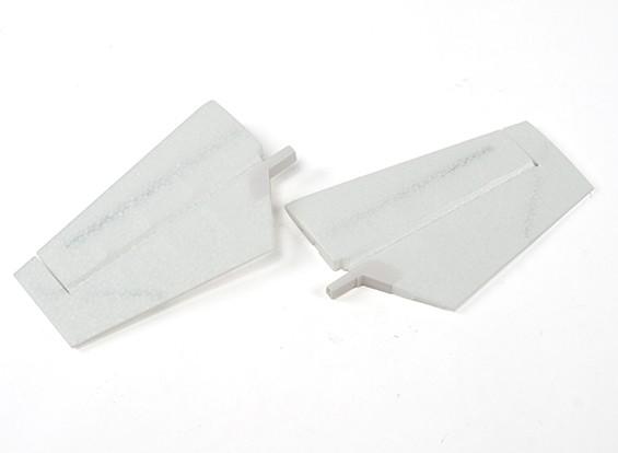 Durafly® ™ Tundra - Horizontal-Schwanz / Aufzug