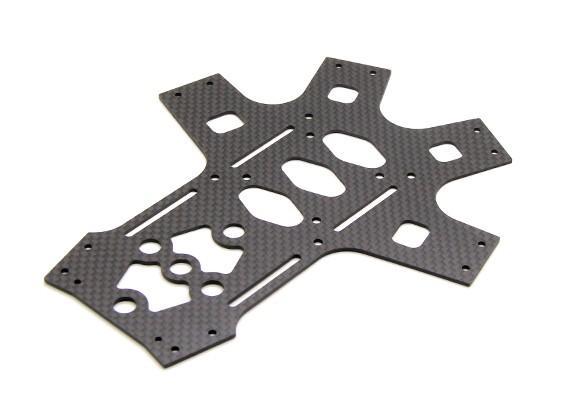 Spedix S250AH Series Frame - Ersatz Top Frame Platte (1pc)