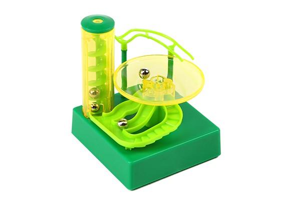 MaBoRun Mini Saucer Erziehungswissenschaft Toy Kit