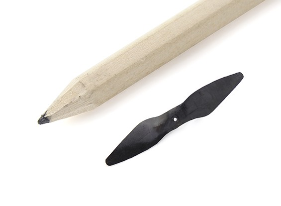"Freier Flug Propeller 1.3 ""Mini Pitch-Carbon-Faser (CW) (1pc)"