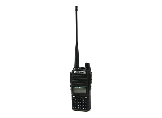 Baofeng UV-82 Dual-Band-UHF / VHF-Funksystem Set
