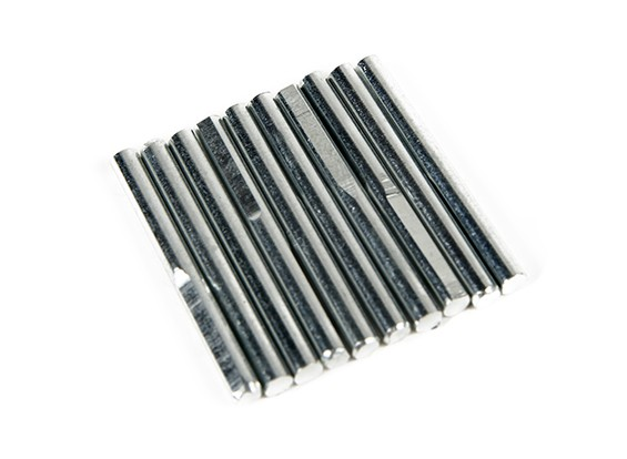 Einfahren Pins für Haupffahrwerk 3mm (10 Stück pro Beutel)