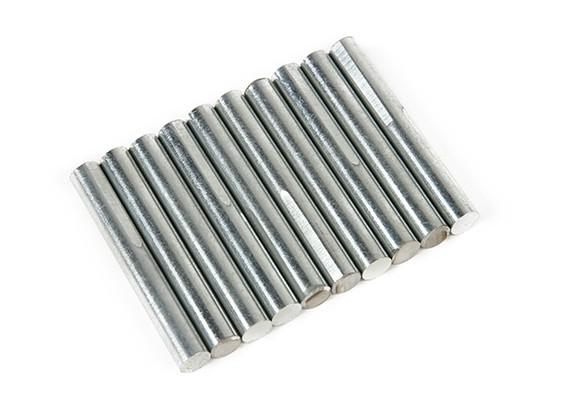 Einfahren Pins für Haupffahrwerk 6mm (10 Stück pro Beutel)