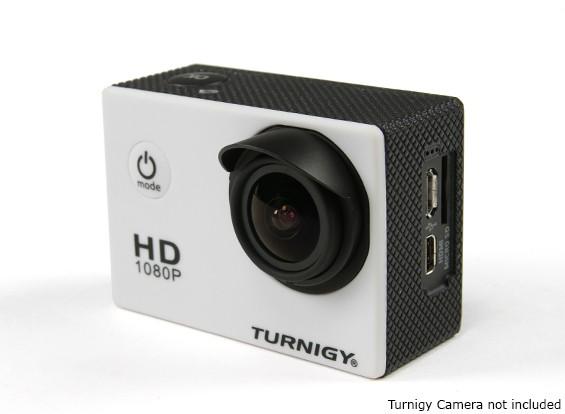 Kameraobjektiv-Haube für die Turnigy Action Cam, SJ4000 und SJ4000plus Kameras