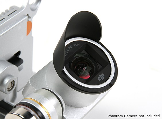 Kamera Sonnenblende für DJI Phantom 3
