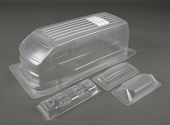 01.10 HIACE Clear Body Shell