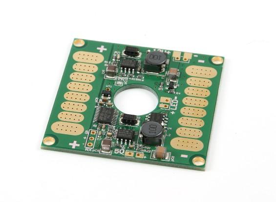 Verteiler und Lighting Control Board