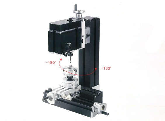Big Power-Mini-Metall-8-in-1 Kit (UK-Stecker)