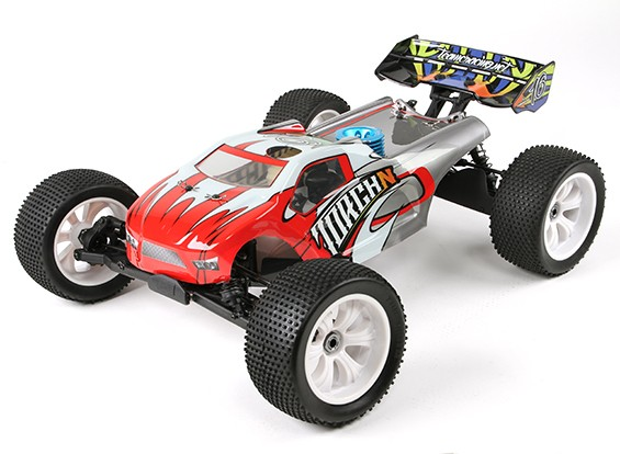 TR8T 1/8 Truggy RTR