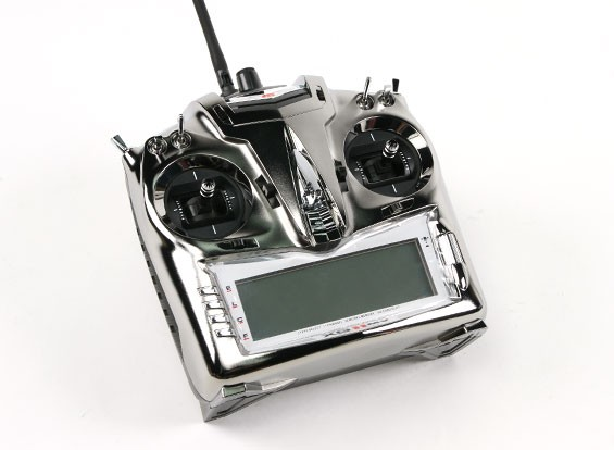 JR XG11MV 11ch Modular-Transmitter mit TG2.4XP DMSS Modul & RG712BX Empfänger (Modus 1)