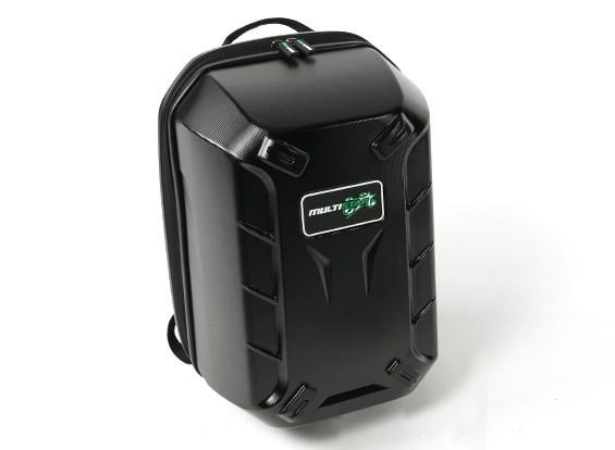 Multistar Hardcase Rucksack für DJI Phantom 3 Acromodelle (Schwarz)