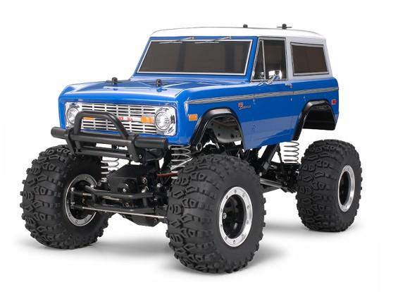 Tamiya Maßstab 1:10 Ford Bronco 1973 / CR01 Series Kit
