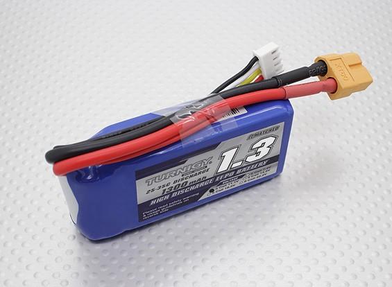 Turnigy 1300mAh 3S 25C Lipo-Pack