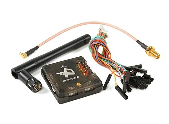 OpenPilot CC3D Revolution (Revo) 32bit F4 Based Flight-Controller w / Integrated 433Mhz Oplink