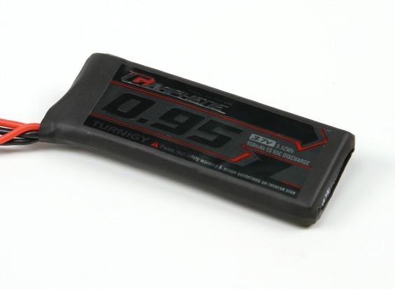 Turnigy Graphene 950mAh 1S 65C LiPo-Pack w / JST-SYP-2P