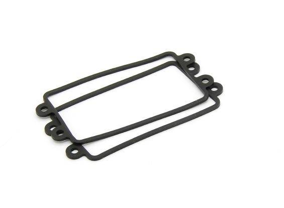 Seal Blatt (2 Stück) - Basher Rocksta 24.01 4WS Mini Rock Crawler