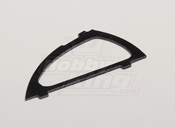 Hobbyking Y650 Scorpion Glass Fiber Nose (1pcs / bag)
