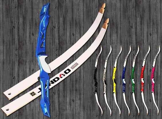DEMNÄCHST - Target Archery Recurvebogen Kits (66-70)