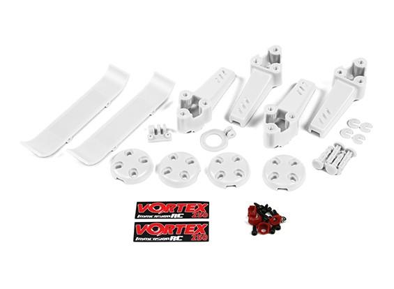 ImmersionRC - Vortex 250 PRO Pimp Kit (weiß)