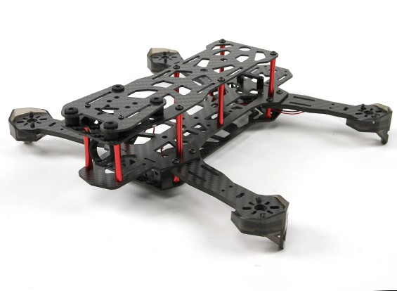 Jumper 266 FPV Racing Quad-Rahmen-Kit