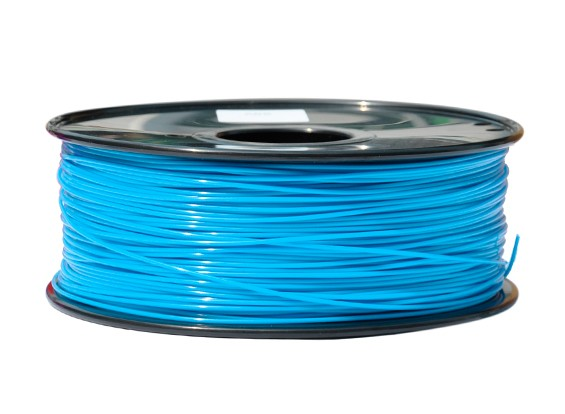 Hobbyking 3D-Drucker Filament 1.75mm PLA 1KG Spool (Aqua)
