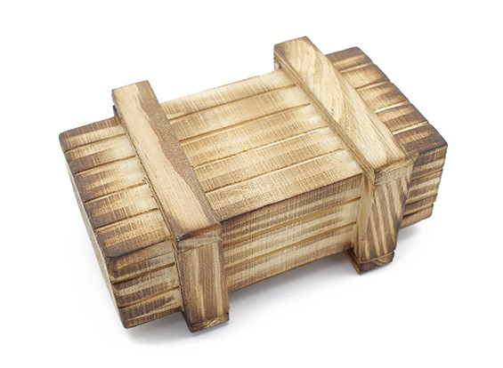 1/10 Skala-Gepäck-Box - Large