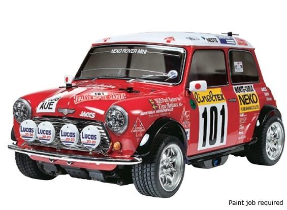 Tamiya Maßstab 1:10 Mini Cooper 94 Monte Carlo M-05 Chassis w / ESC 58483