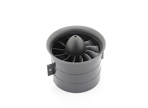 Blade-Hochleistungs-70mm EDF (12 Blätter) Impeller