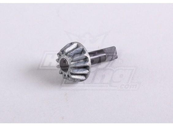 Haupt Ritzel W / Shaft & Pin (1Pc / Bag) - A2016T und A3002
